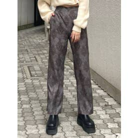 PAISELY LOOSE STRAIGHT PT(ミックス)