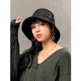 REVERSIBLE BOA HAT(ブラック)