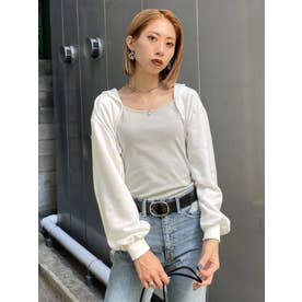 DOCKING LAYER FIT TOP(ホワイト)