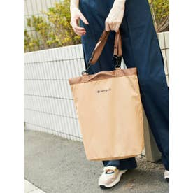 【emmi×Snowpeak】2way Tote Bag (BEG)