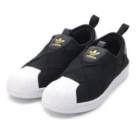 【adidas Originals】SUPERSTAR SLIP ON W (BLK)