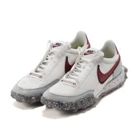 【NIKE】NIKE WAFFLE RACER CRATER (WHTxRED)