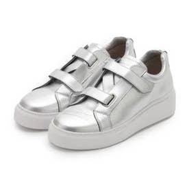 【MAISON MAVERICK PRESENTS】Leather Slip-on Sneakers (SLV)