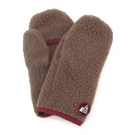 【Snowpeak】MM Thermal Boa Fleece Mittens (BRW)