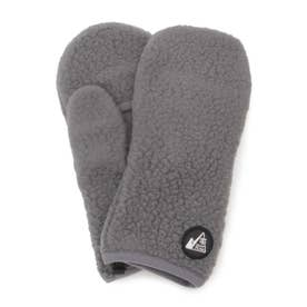 【Snowpeak】MM Thermal Boa Fleece Mittens (GRY)