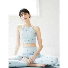 【yoga】eco-moonブラトップ (LGRY)