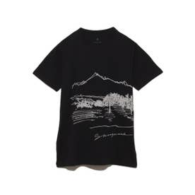 【Snowpeak】CF Graphic Tee (BLK)