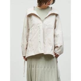 【atelier】アノラックジャケット (BEG)