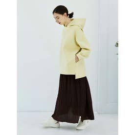 【atelier】フーディセットスカート (YEL)