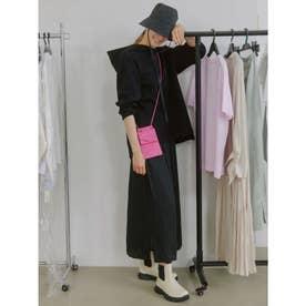 【atelier】フーディセットスカート (BLK)