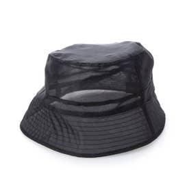 シアーバケットハット (Black)