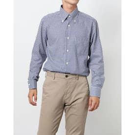 ビジネスシャツ (ブルー)