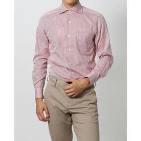 ビジネスシャツ (ピンク)