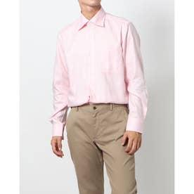 ビジネスシャツ (ライトピンク)