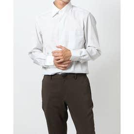 ビジネスシャツ (ライトグレー)