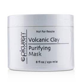 フェイスマスク 250ml ボルケーノ クレー ピュリファイング マスク - For Normal, Oily & Congested Skin Types