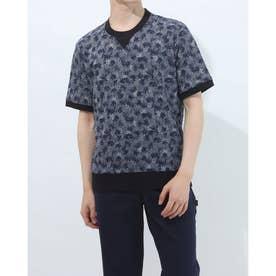 半袖クルーネックシャツ (コン)