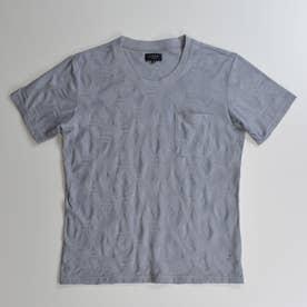 半袖クルーネックTシャツ (グレー)