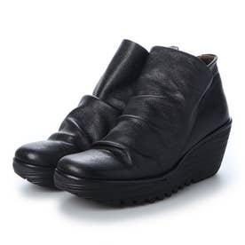 FLYLONDON ショートブーツ(500.505) (ブラック)