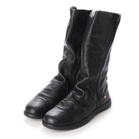 Softinos ロングブーツ(900.328) (ブラック)