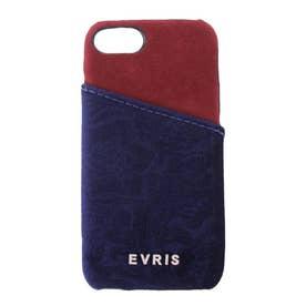 ≪7/8 対応≫ブロッキング iPhone8 case(ブルー)
