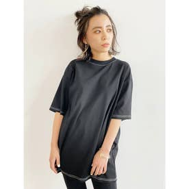 OVER SIZE Tシャツ(ブラック)