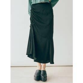 ドロストロングスカート(ブラック)