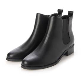 【EVOL】サイドゴア ブーツ (ブラック)