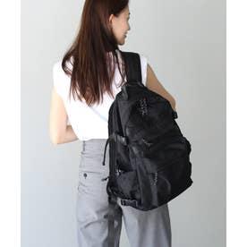 ユニセックスバックパック (ブラック)