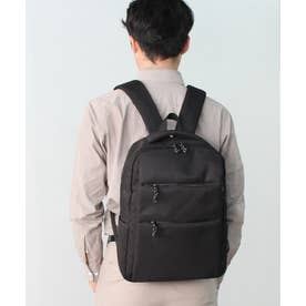 POLYESTER PC BACKPACK PCリュック (ブラック)