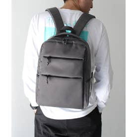 POLYESTER PC BACKPACK PCリュック (グレー)