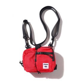 x atmos ACADEMIKS BAG (RED)