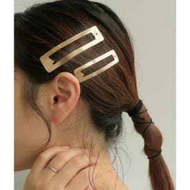 メタルヘアピンセット(ゴールド)