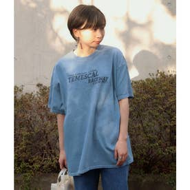 LIVE プリントTシャツ(ライトブルー)