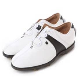 ゴルフシューズ FJICB52049WK740 ホワイト (ホワイト×ブラック)
