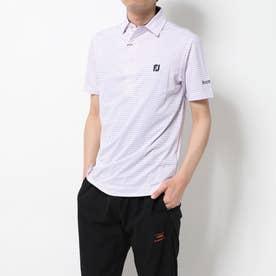 メンズ ゴルフ 半袖シャツ Xプリント ライルシャツ 9683600399