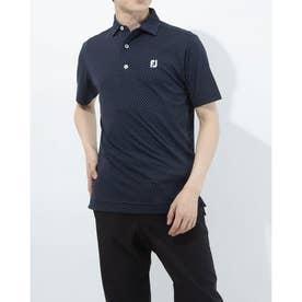 メンズ ゴルフ 半袖シャツ 21SS選べるシャツ 0353223169 (ネイビー)