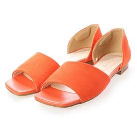 サンダル 009122 (オレンジ)