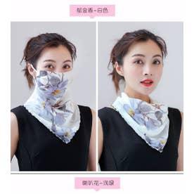UVカバーストールマスク【返品不可商品】 (A)