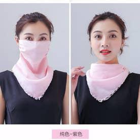 UVカバーストールマスク【返品不可商品】 (D)