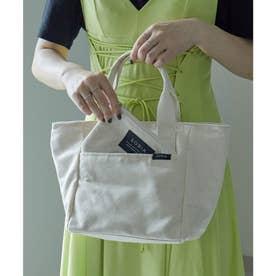 ワンマイル保冷保温ミニトートバッグ (キャンバスアイボリー)