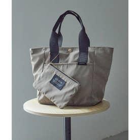 ワンマイル保冷保温ミニトートバッグ (高密度ポリベージュ)