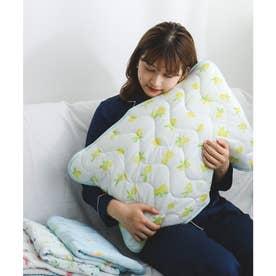 夏用フレスコ接触冷感枕カバー (レモン)
