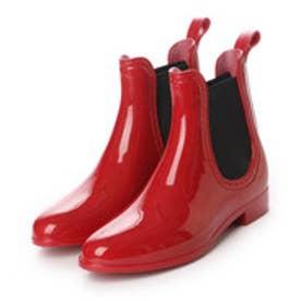 【レイン対応】CHELSEA BOOTS (Dark Red)