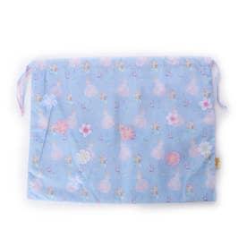 CAMILLA | 巾着 (BLUE.CINDE(3041))