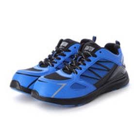 スニーカー メンズ ファントムライト 軽量安全スニーカー (BLUE)
