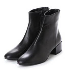 ●ショートブーツ (ブラック)