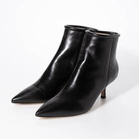 ショートブーツ (ブラック)