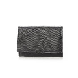 F LIZARD C エフリザードC メンズ 財布 小銭入れ コインケース (ブラック)