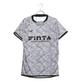メンズ サッカー/フットサル 半袖シャツ 昇華プラクティスシャツ FT8115